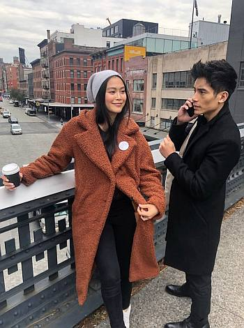 manny jacinto girlfriend dianne doan