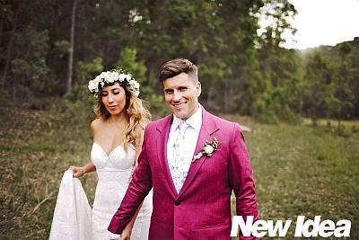 osher gunsberg wife wedding audrey griffen