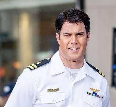 peter alexander navy uniform - maverick - halloween