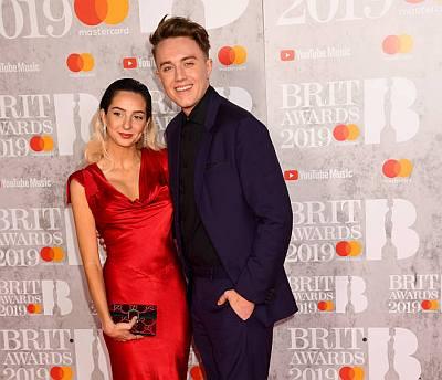 roman kemp girlfriend Anne-Sophie Flury neurosurgeon - 2019 brit awards