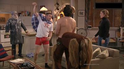 brent morin underwear red boxer briefs undateable3