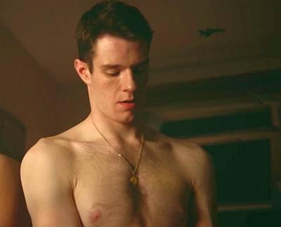 connor swindells shirtless adam groff