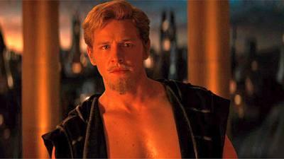 josh dallas shirtless in thor
