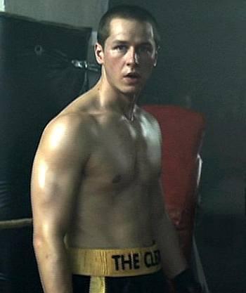 josh dallas shirtless - the boxer 2009