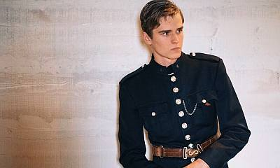 charles vandervaart hot guy in uniform - murdoch mysteries