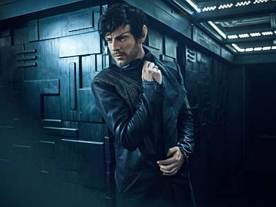 harry treadaway star trek narek