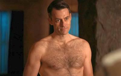 Gisli Gardarsson shirtless ragnarok hunk2