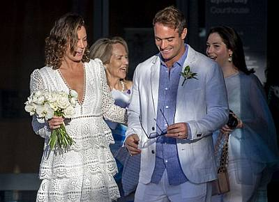 joshua sasse wife wedding louisa ainsworth