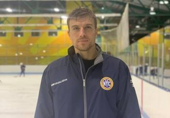 Luke Gulbranson hockey coach