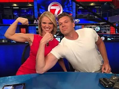 adam williams biceps muscle hunk
