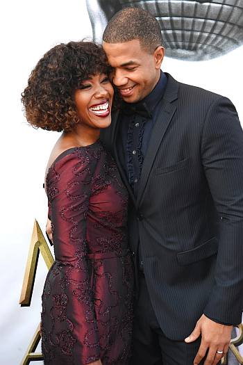 alano miller girlfriend wife dewanda wise2