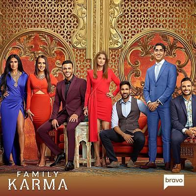 amrit kapai family karma cast