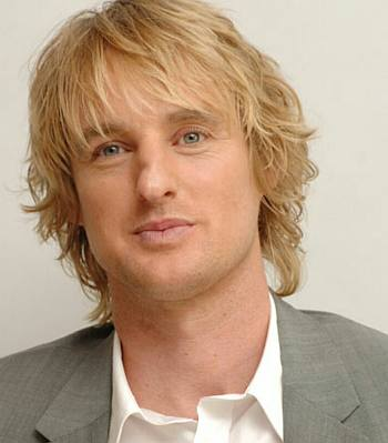 blond men are hot long hairstyle - owen wilson