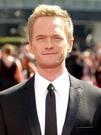 blond men are hot hairstyle short - neil patrick harris