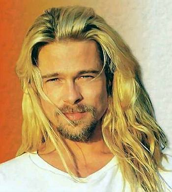 brad pitt blond haircut legends of the fall