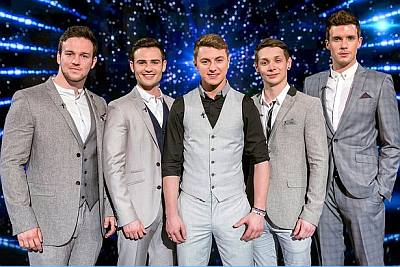 collabro fashion style - hot and dapper