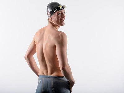 gay swimmers list abrahm devine