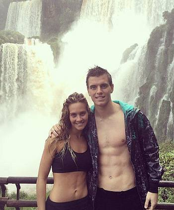 giovani lo celso girlfriend magui alcacer