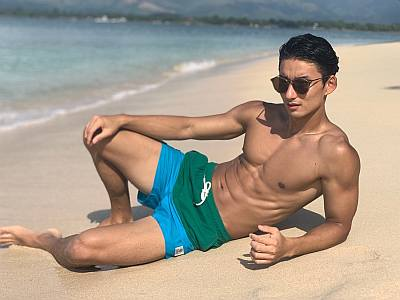 hot japanese men kenta nagai mr world