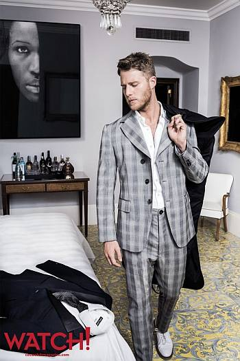 hot men in suit jake mcdorman