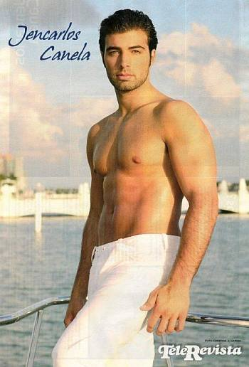 jencarlos canela shirtless sin camisa