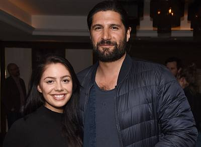 kayvan novak girlfriend wife talitha stone
