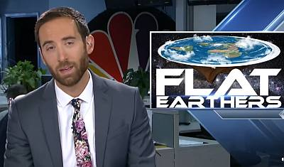keith carson vs flat earthers