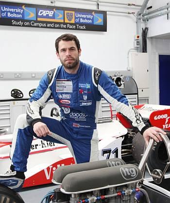 kelvin fletcher racing driver