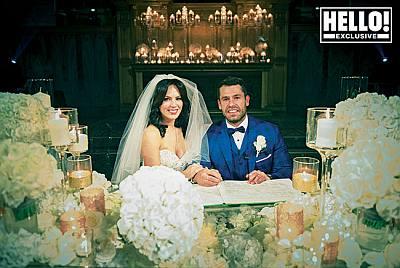 kelvin fletcher wedding