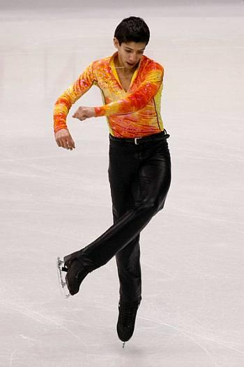 kevin alves skater - 2009 isu world figure skating championship