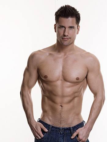 lukas ridgeston body shirtless