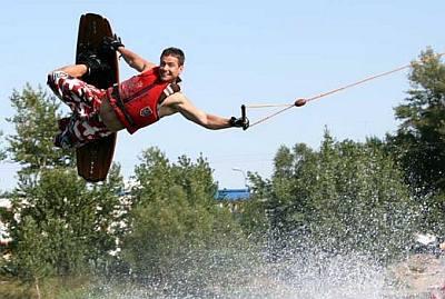 lukas ridgeston wakeboarding vacation