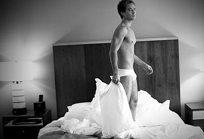 male celebrity underwear - ryan carnes