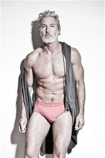 mature male models underwear briefs aiden shaw
