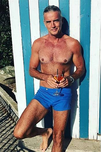 mature male models swimsuit tr pescod
