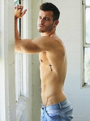 michael mealor body jeans