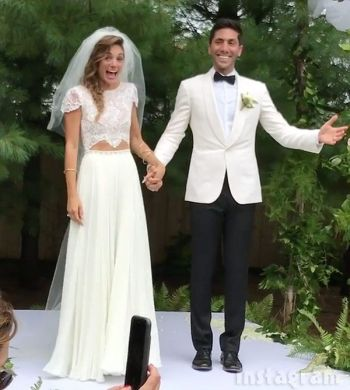 nev schulman wedding