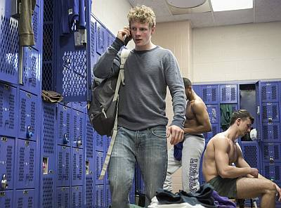 patrick gibson hot irish hunk - the oa