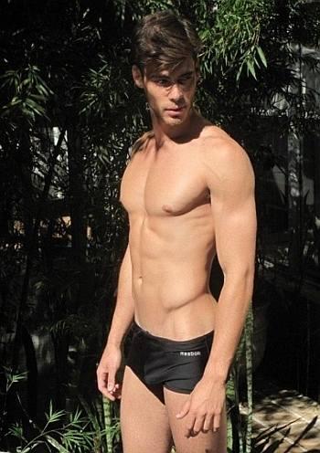 reebook mens underwear model - daniel macedo for l equip 2013-2
