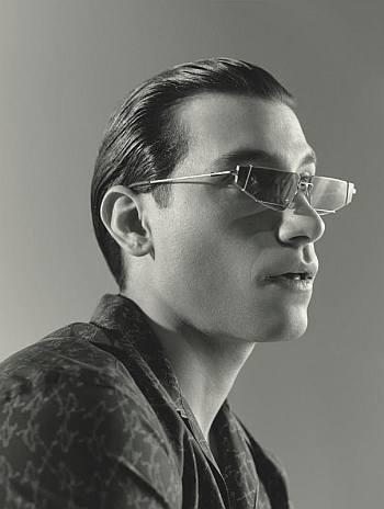 rob raco fendi eyewear ambassador