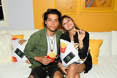 rob raco girlfriend ella purnell