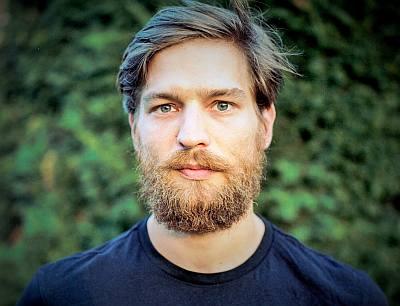 robert finster hot beard