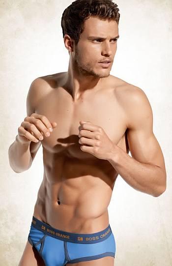 ryan cooper underwear - boss orange briefs