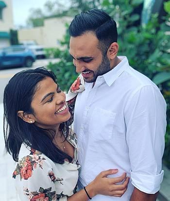 shaan patel girlfriend pooja - family karma