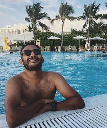 shaan patel shirtless - family karma - bravo tv