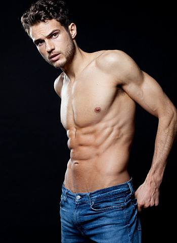 shirtless in jeans ryan cooper body