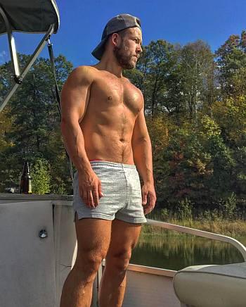 sven sundgaard shirtless - kare 11 - hot media men
