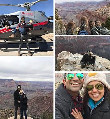 vishal parvani girlfriend fiancee Richa Sadana - proposal