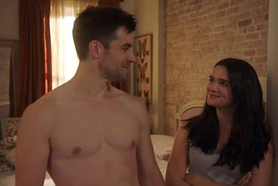 Dan Jeannotte shirtless body - the bold type2