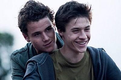 Gijs Blom gay in jongens with co-star Ko Zandvliet2